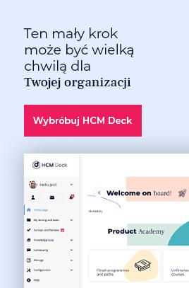 Wypróbuj HCM Deck