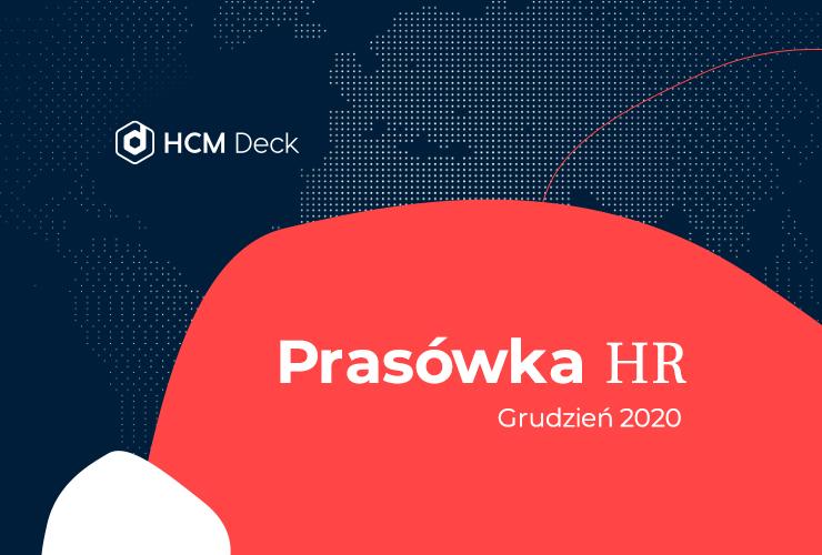 Prasówka HR na grudzień 2020