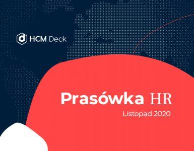 Prasówka HR na listopad 2020
