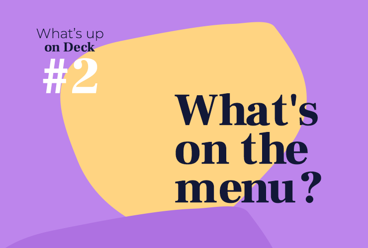 what's-on-the-menu-caption-with-a-violet-and-yellow-background