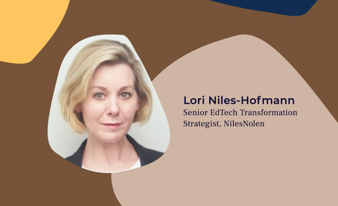 L&D data analytics and its impact interview with lori niles-hofmann