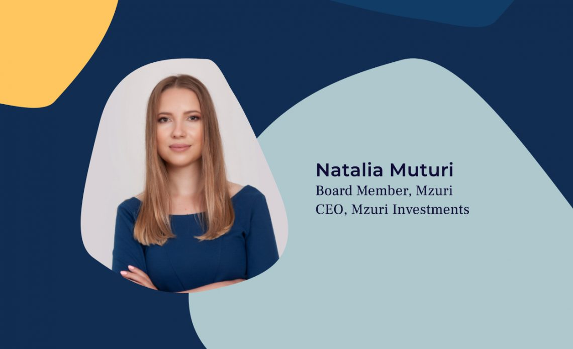 Onboarding and employee development. Interview with Natalia Muturi