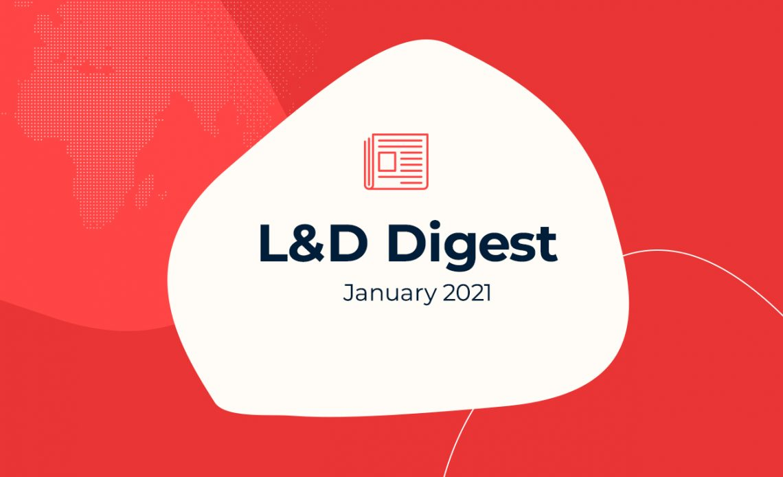 L&D Digest for January 2021