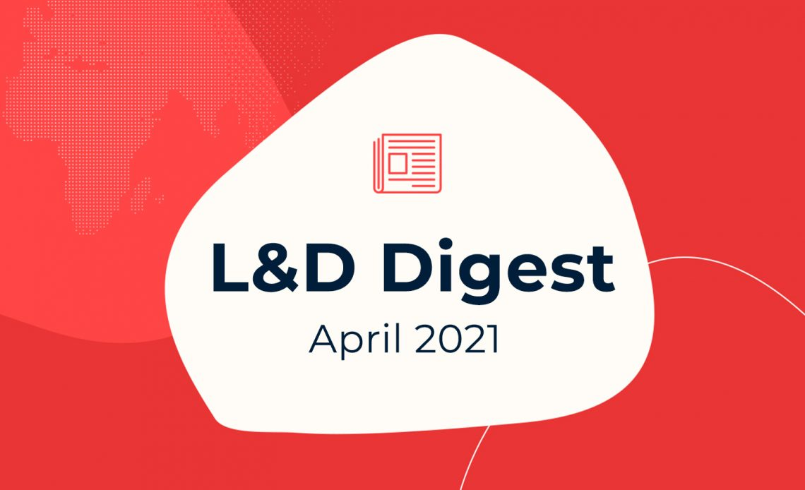 LD Digest for April 2021