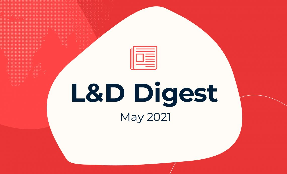 LD Digest for May 2021