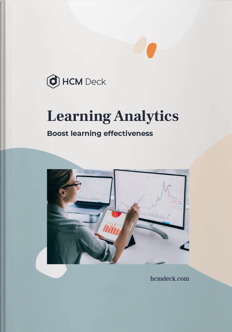 Learning Analytics Boost learning effectiveness ebook cover