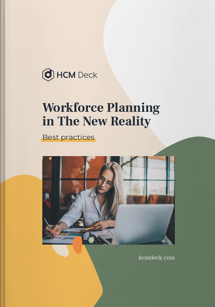 Workforce Planning in The New Reality ebook