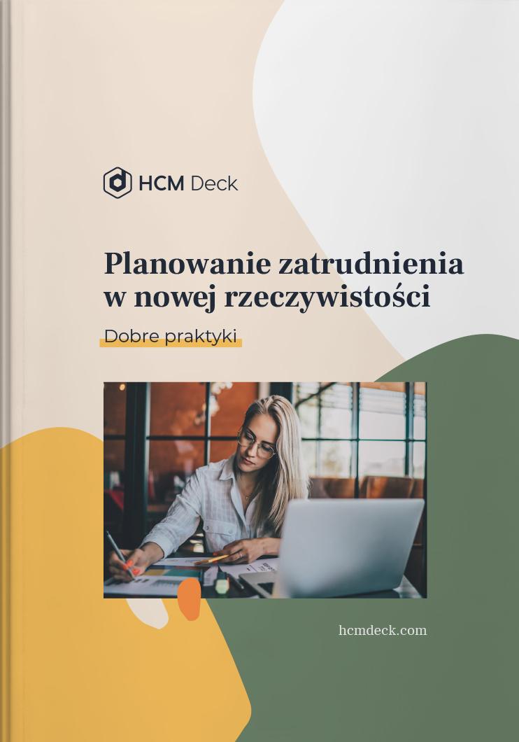 Planowanie zatrudnienia w nowej rzeczywistości ebook cover