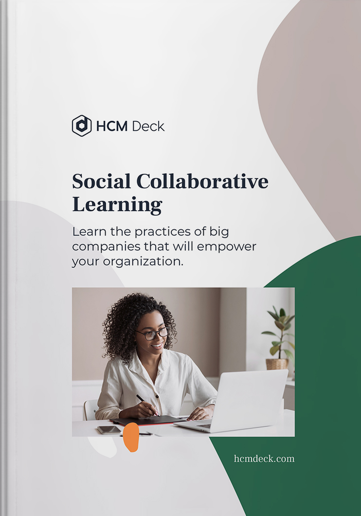 Social Collaborative Learning ebook cover
