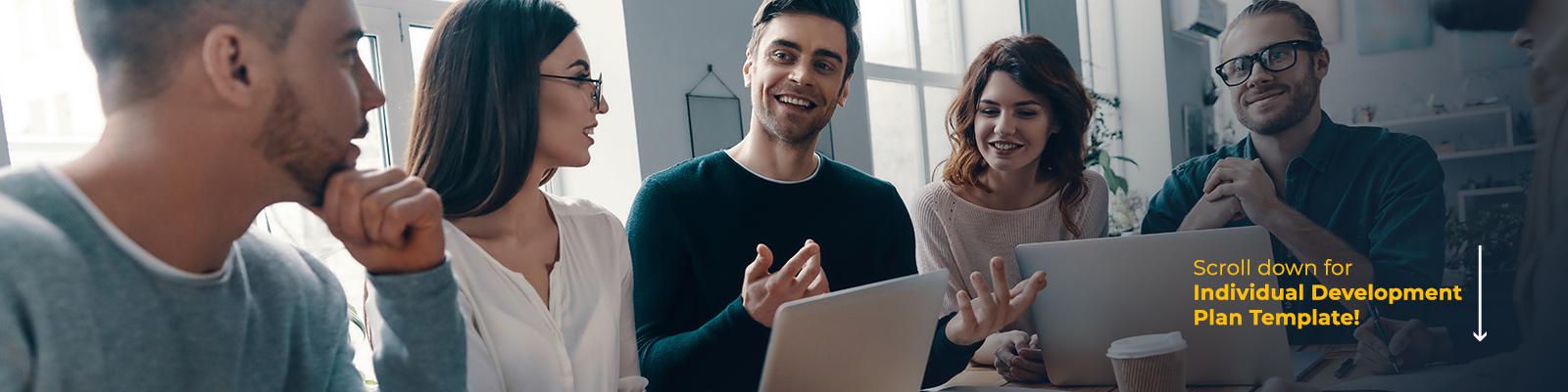 all about employee development in an organization